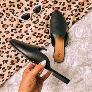 Shoes - No Creamer | Studded Mules